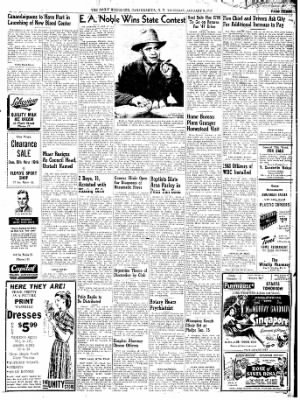 The Daily Messenger from Canandaigua, New York on January 8, 1948 · Page 5