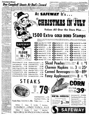 The Delta Democrat-Times from Greenville, Mississippi on July 14, 1960 · Page 15