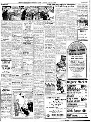 The Daily Messenger from Canandaigua, New York on January 8, 1948 · Page 11