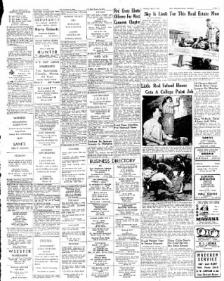 The Brownsville Herald from Brownsville, Texas on June 3, 1947 · Page 15