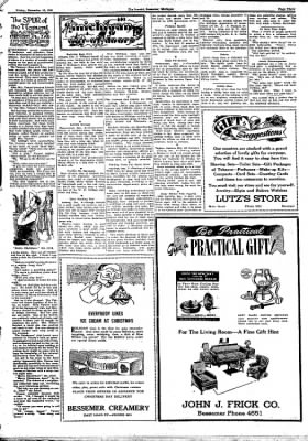 The Bessemer Herald from Bessemer, Michigan on December 12, 1941 · Page 3