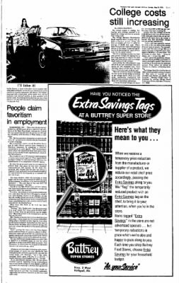 The Daily Inter Lake from Kalispell, Montana on May 30, 1976 · Page 33