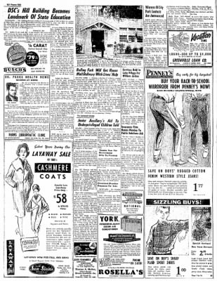 The Delta Democrat-Times from Greenville, Mississippi on July 17, 1960 · Page 3
