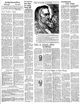 The Delta Democrat-Times from Greenville, Mississippi on July 17, 1960 · Page 4