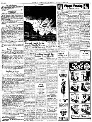 The Daily Messenger from Canandaigua, New York on January 9, 1948 · Page 4