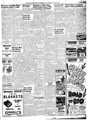 The Daily Messenger from Canandaigua, New York on January 9, 1948 · Page 5