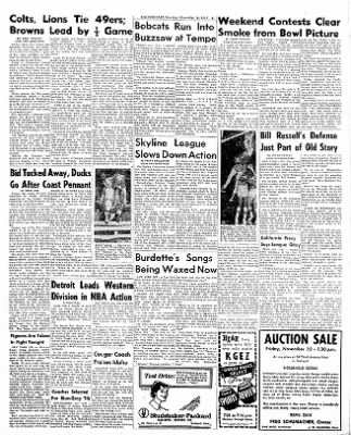 The Daily Inter Lake from Kalispell, Montana on November 18, 1957 · Page 5