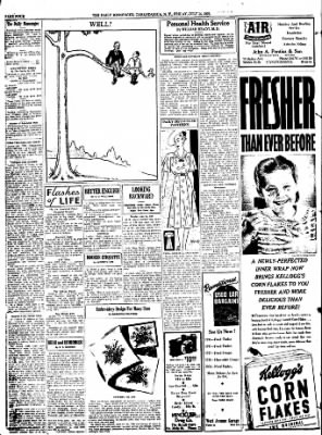 The Daily Messenger from Canandaigua, New York on July 14, 1939 · Page 4
