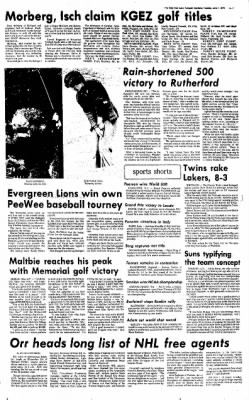 The Daily Inter Lake from Kalispell, Montana on June 1, 1976 · Page 7