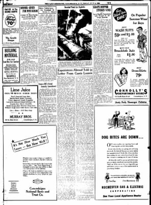 The Daily Messenger from Canandaigua, New York on July 14, 1939 · Page 8