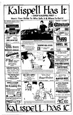 The Daily Inter Lake from Kalispell, Montana on June 1, 1976 · Page 12