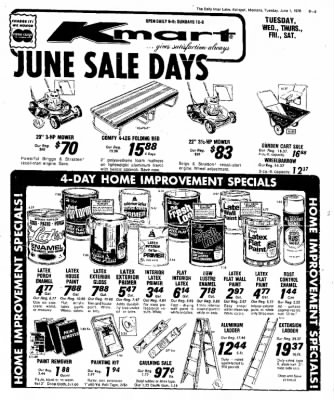 The Daily Inter Lake from Kalispell, Montana on June 1, 1976 · Page 17