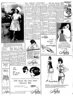 The Delta Democrat-Times from Greenville, Mississippi on May 30, 1965 · Page 44