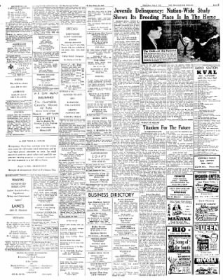 The Brownsville Herald from Brownsville, Texas on June 4, 1947 · Page 23