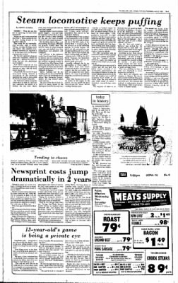 The Daily Inter Lake from Kalispell, Montana on June 2, 1976 · Page 11