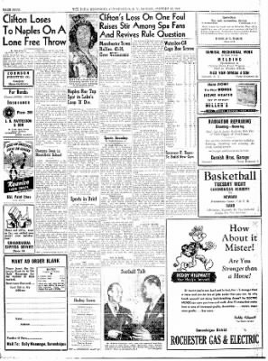 The Daily Messenger from Canandaigua, New York on January 12, 1948 · Page 6