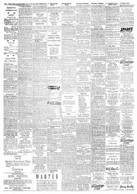 The Corpus Christi Caller-Times from Corpus Christi, Texas on August 12, 1951 · Page 78