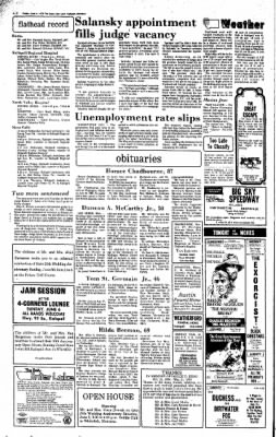 The Daily Inter Lake from Kalispell, Montana on June 4, 1976 · Page 2