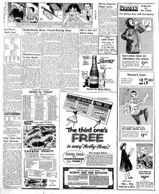 The Daily Inter Lake from Kalispell, Montana on November 21, 1957 · Page 6