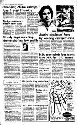 The Daily Inter Lake from Kalispell, Montana on June 4, 1976 · Page 6