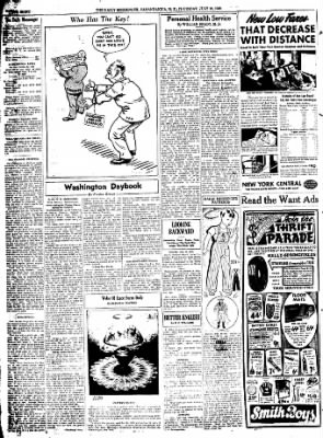 The Daily Messenger from Canandaigua, New York on July 20, 1939 · Page 8