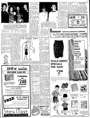 The Delta Democrat-Times from Greenville, Mississippi on June 3, 1965 · Page 5