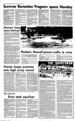 The Daily Inter Lake from Kalispell, Montana on June 6, 1976 · Page 10