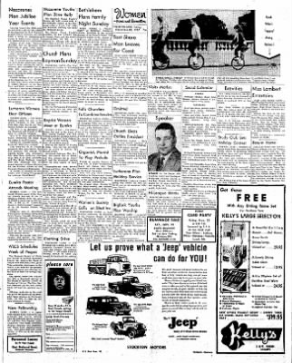 The Daily Inter Lake from Kalispell, Montana on November 22, 1957 · Page 7