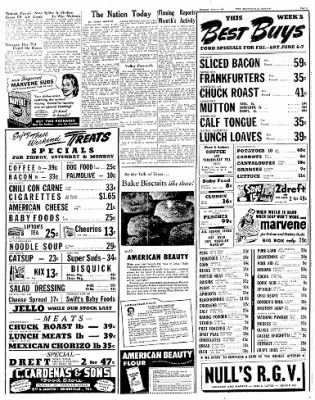 The Brownsville Herald from Brownsville, Texas on June 5, 1947 · Page 25