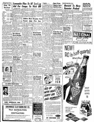 The Delta Democrat-Times from Greenville, Mississippi on July 24, 1960 · Page 2