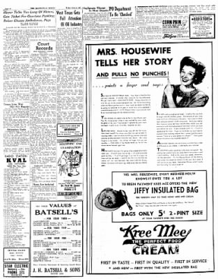 The Brownsville Herald from Brownsville, Texas on June 6, 1947 · Page 10