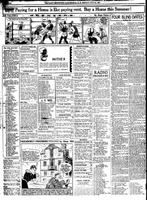 The Daily Messenger from Canandaigua, New York on July 24, 1939 · Page 4