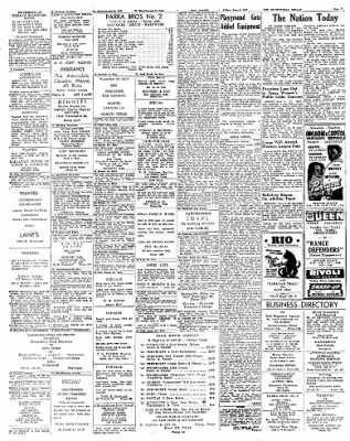 The Brownsville Herald from Brownsville, Texas on June 6, 1947 · Page 19