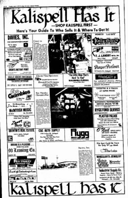 The Daily Inter Lake from Kalispell, Montana on June 8, 1976 · Page 10