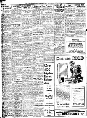 The Daily Messenger from Canandaigua, New York on July 26, 1939 · Page 2