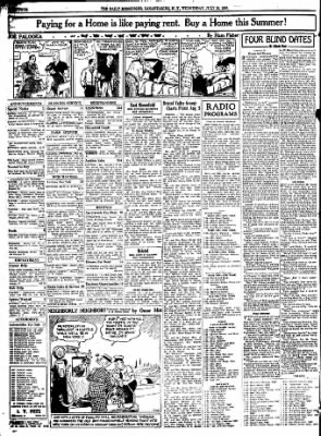 The Daily Messenger from Canandaigua, New York on July 26, 1939 · Page 4