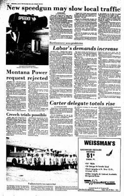 The Daily Inter Lake from Kalispell, Montana on June 9, 1976 · Page 12