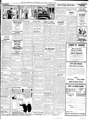 The Daily Messenger from Canandaigua, New York on January 16, 1948 · Page 11