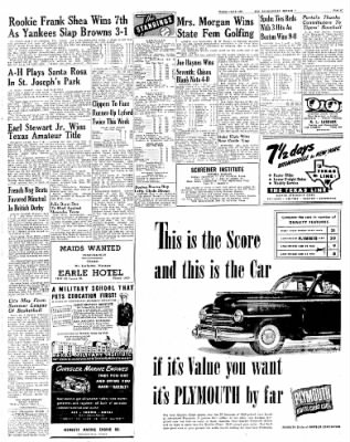The Brownsville Herald from Brownsville, Texas on June 8, 1947 · Page 11