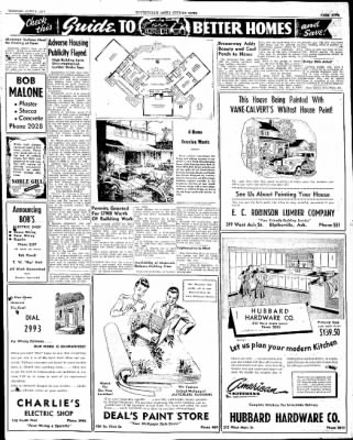 The Courier News from Blytheville, Arkansas on June 3, 1947 · Page 4
