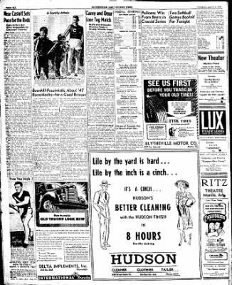The Courier News from Blytheville, Arkansas on June 3, 1947 · Page 5