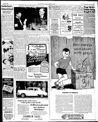 The Courier News from Blytheville, Arkansas on June 3, 1947 · Page 8
