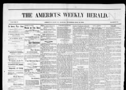 The Americus Weekly Herald