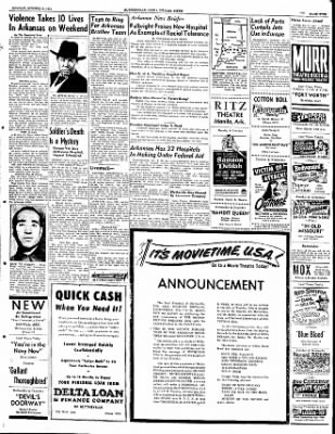 The Courier News from Blytheville, Arkansas on October 8, 1951 · Page 3
