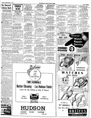 The Courier News from Blytheville, Arkansas on September 9, 1949 · Page 3