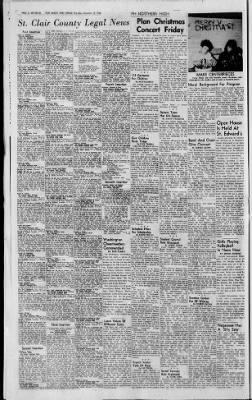The Times Herald From Port Huron Michigan On December 19 1968 Page 30