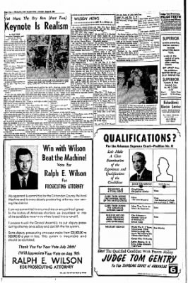The Courier News from Blytheville, Arkansas on August 2, 1966 · Page 2