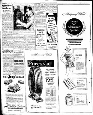 The Courier News from Blytheville, Arkansas on June 4, 1947 · Page 3