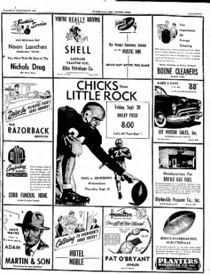 The Courier News from Blytheville, Arkansas on September 28, 1949 · Page 11