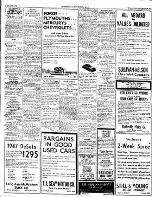 The Courier News from Blytheville, Arkansas on September 28, 1949 · Page 12